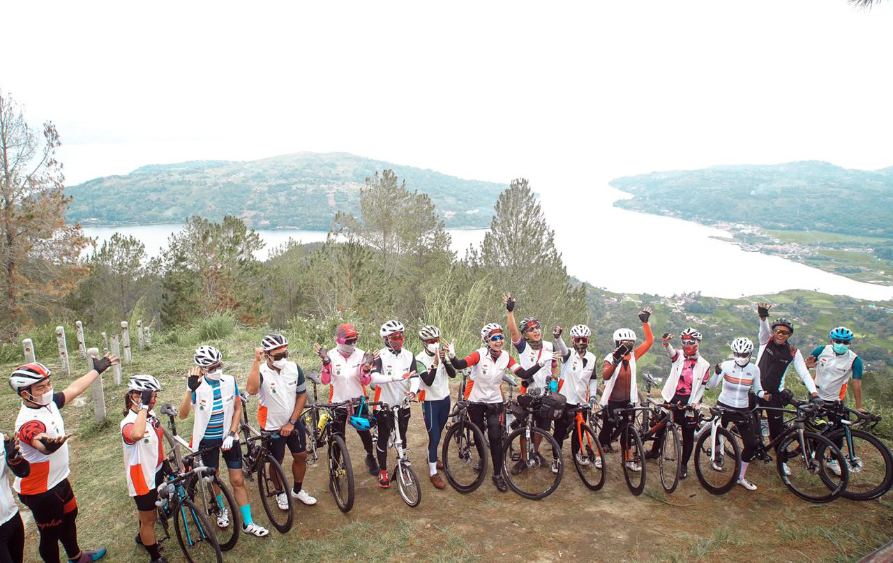 Lake Toba Bike Adventure 2021