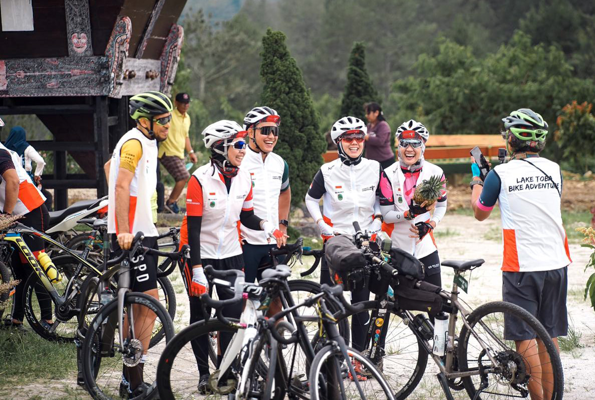 Lake Toba Bike Adventure 202